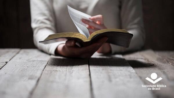 Plano de leitura Bíblica SBB